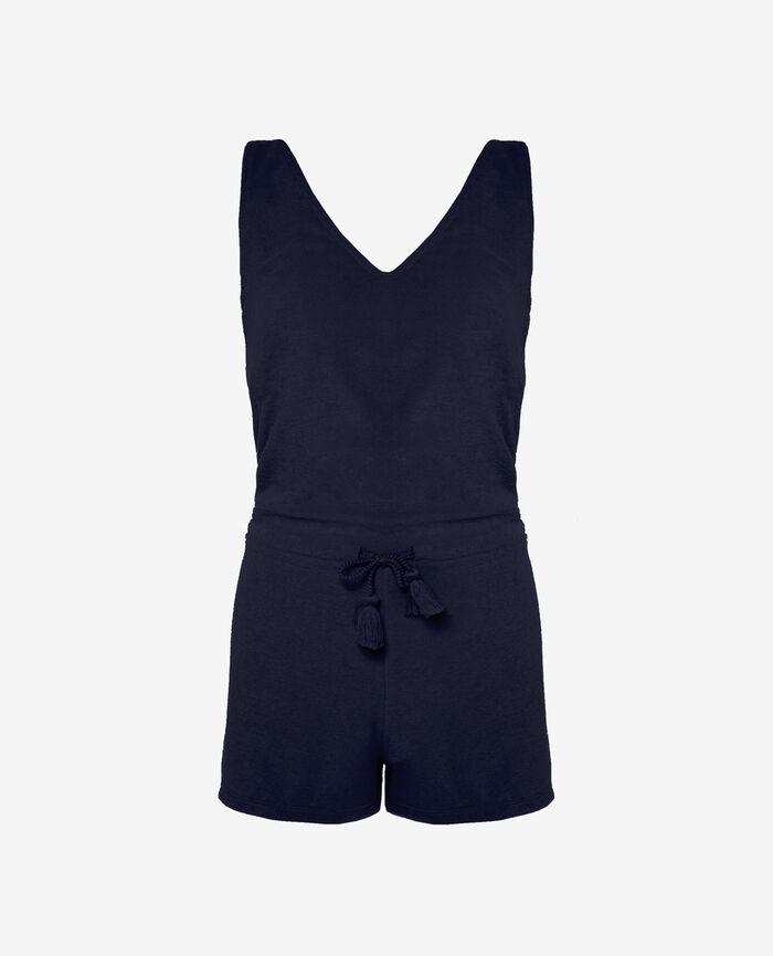 Kombi-Shorts Marineblau PLAYA