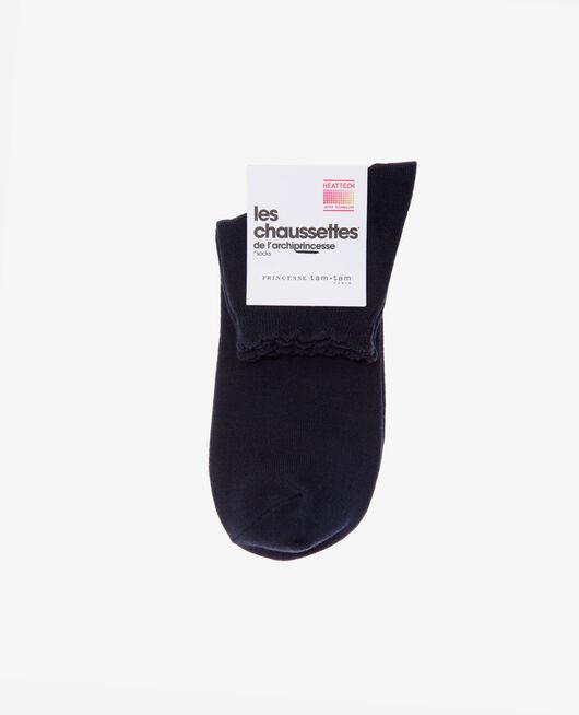 Socken Marineblau FEMININE
