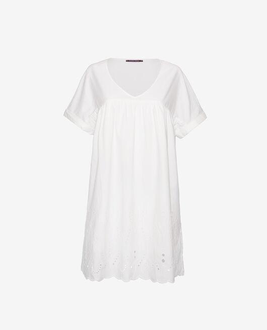 Kleid Elfenbeinfarben SABBAH