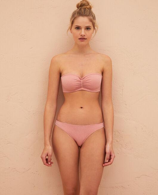 Bandeau-Bikini mit Bügel Safran SALMA