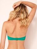 Bandeau-Bikini-Oberteil ohne Bügel Casa Grün IMPALA