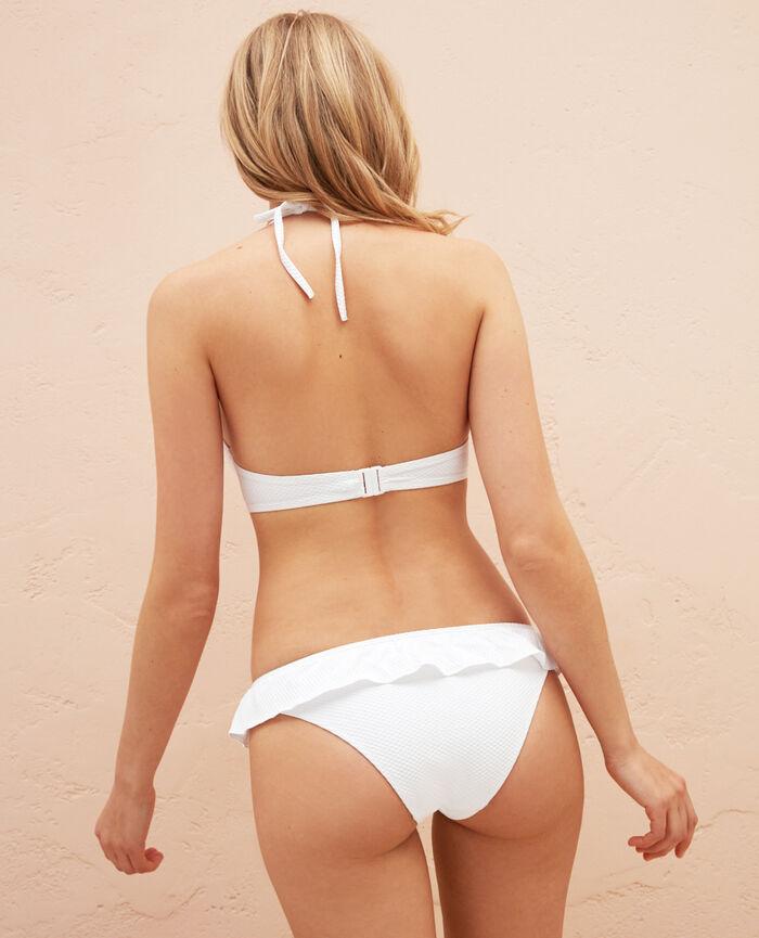 Bikinislip Weiß FARAH