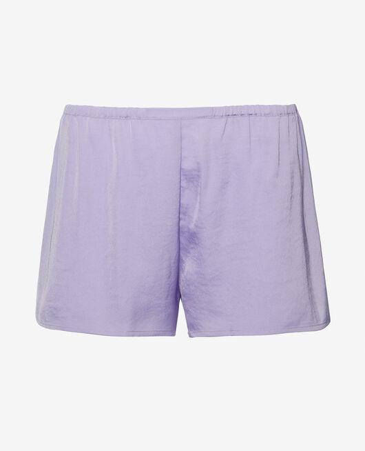 Pyjama-Shorts Fantasie lila MINUIT