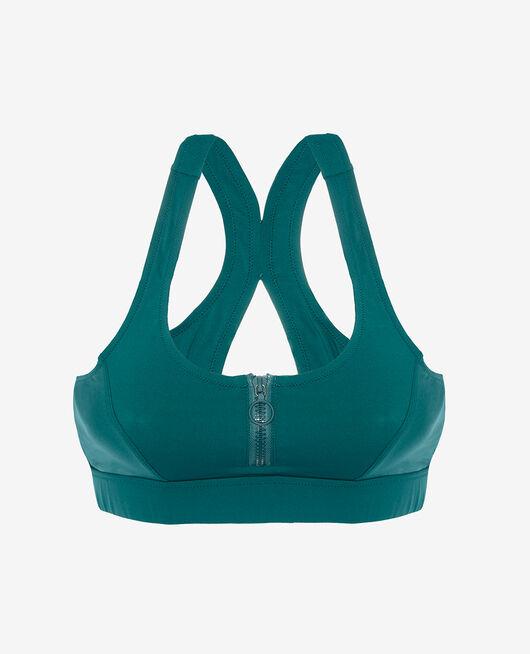 Sport-Bikini ohne Bügel Mezcal Grün AQUA