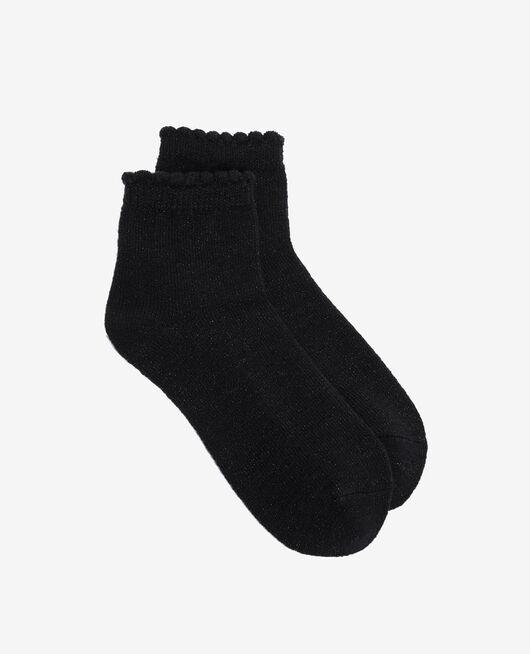 Socken Schwarz SPARKLE