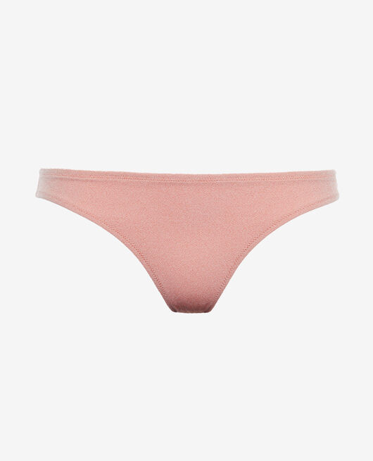 Ausgeschnittener Bikinislip Safran SALMA