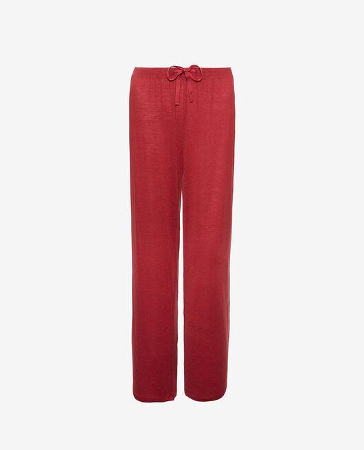 Pyjama Hose Henne Braun LATTE ORGANIC