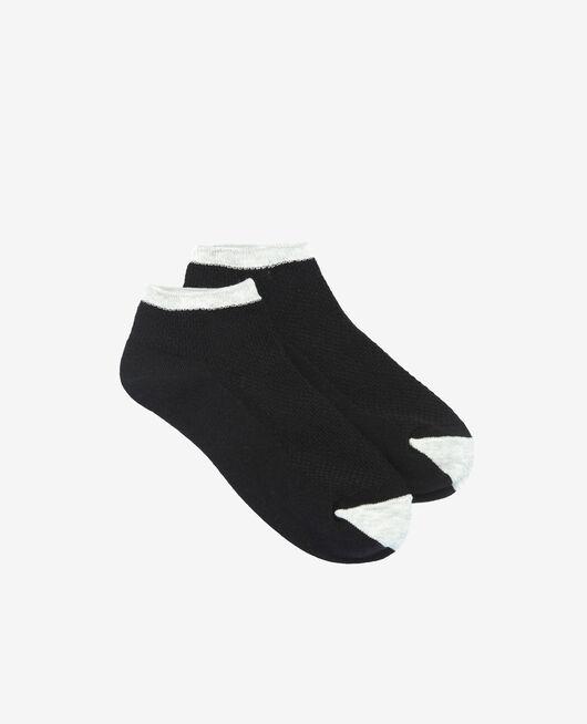 Sport-Socken Schwarz SOCKS