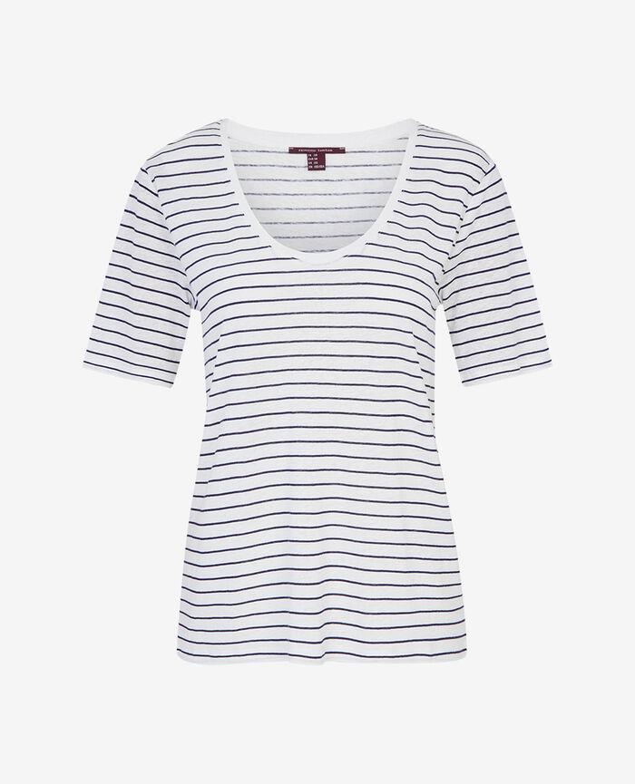 Kurzärmliges T-Shirt Bunt IDEAL