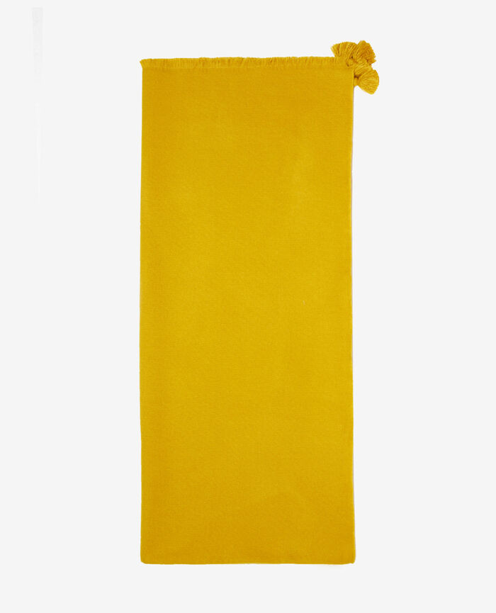 Schal Absinthe gelb COLOR