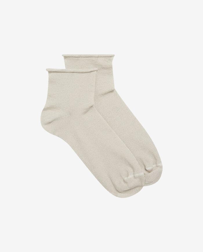 Socken Beige PEARL