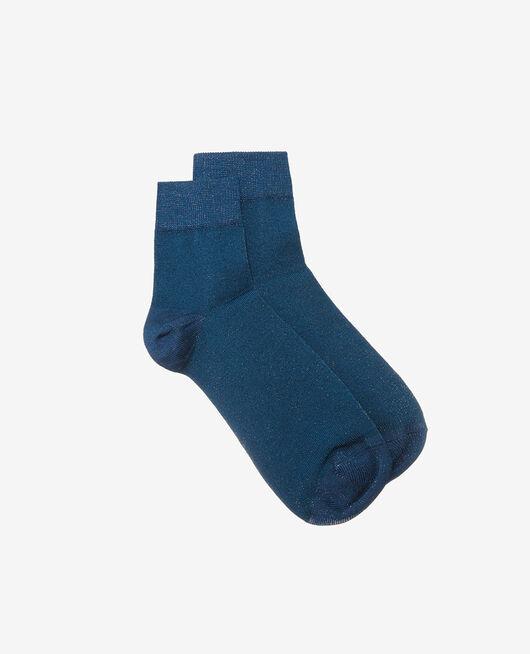 Socken Jazz blau GLOW