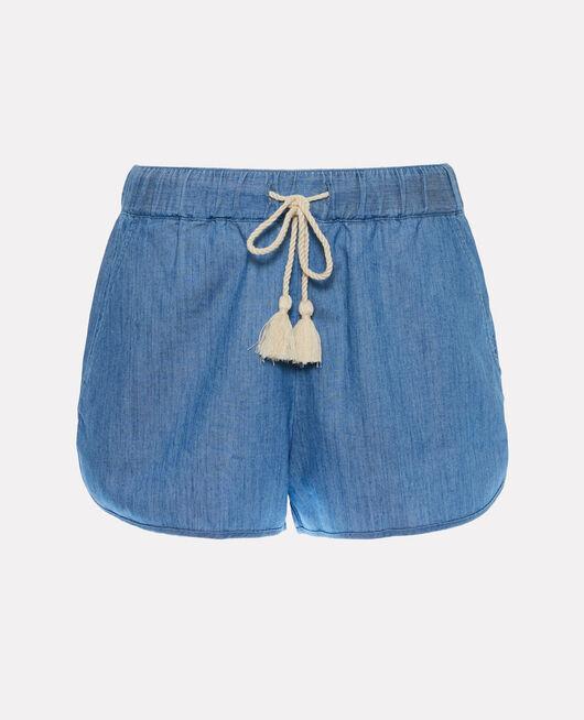 Shorts Denimblau MEDINA