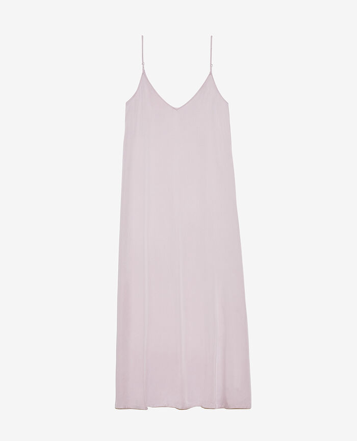 Langes Nachthemd Lavendel ATTITUDE