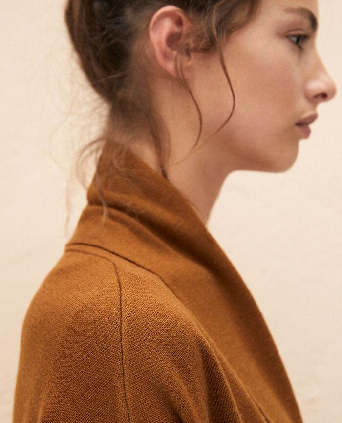 Mittellange Jacke Bronze INSPIRATION