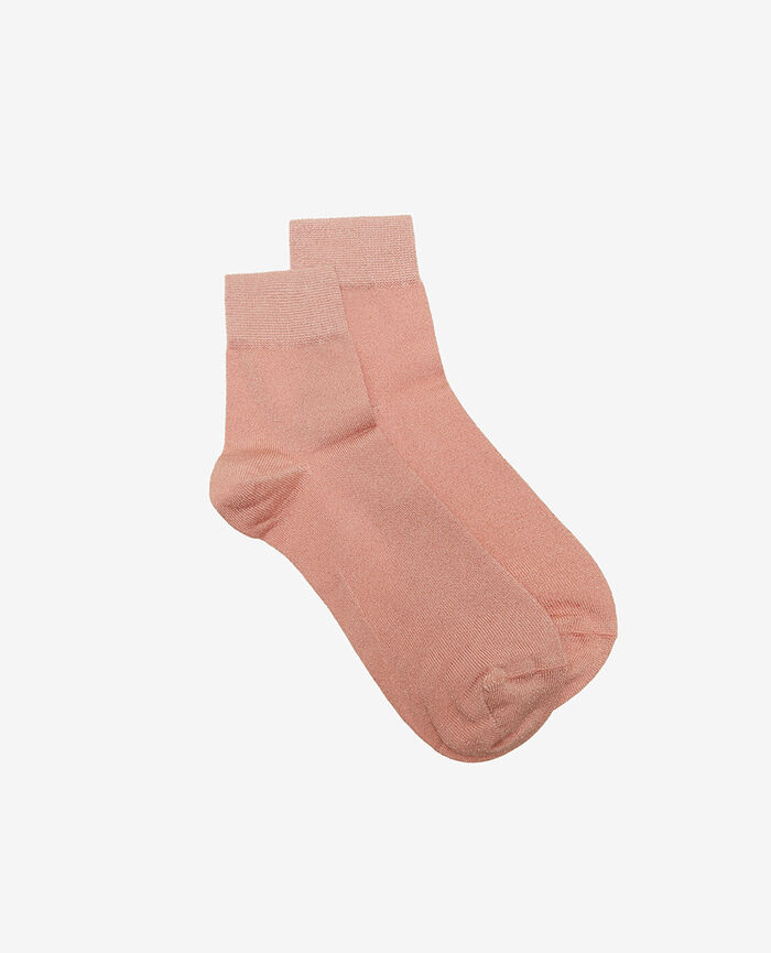 Socken Rosa Kiss GLOW