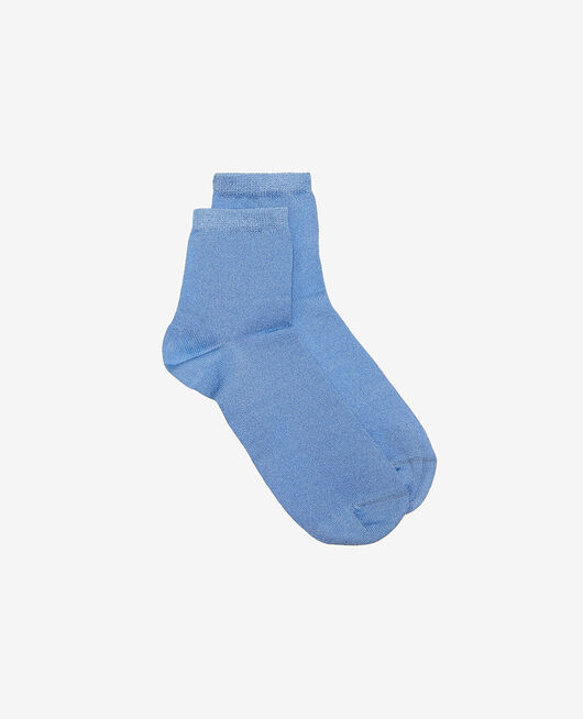 Socken Illusion Blau DIAMOND
