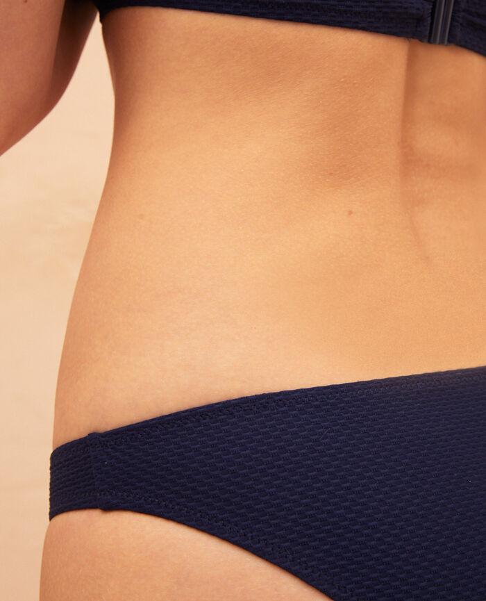 Ausgeschnittener Bikinislip Marineblau FARAH
