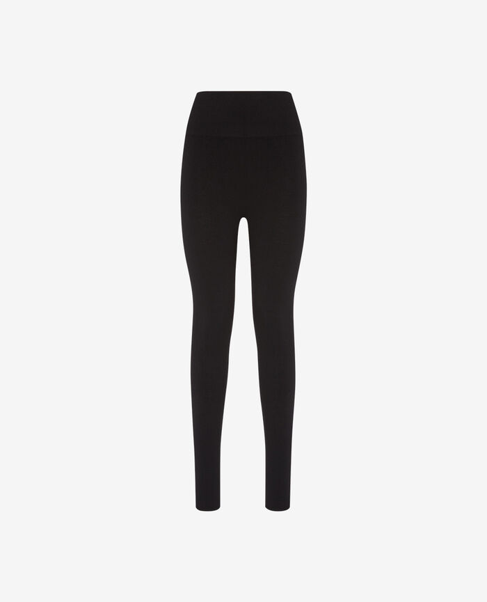 Leggings Schwarz FIT