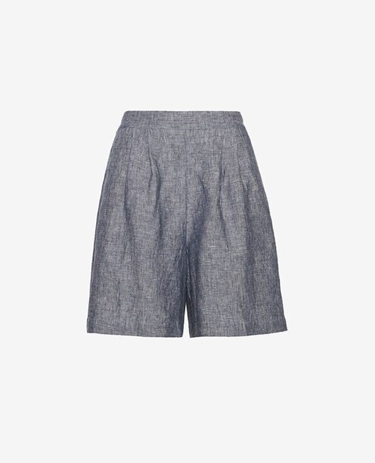 Shorts Marineblau CHIC LIN