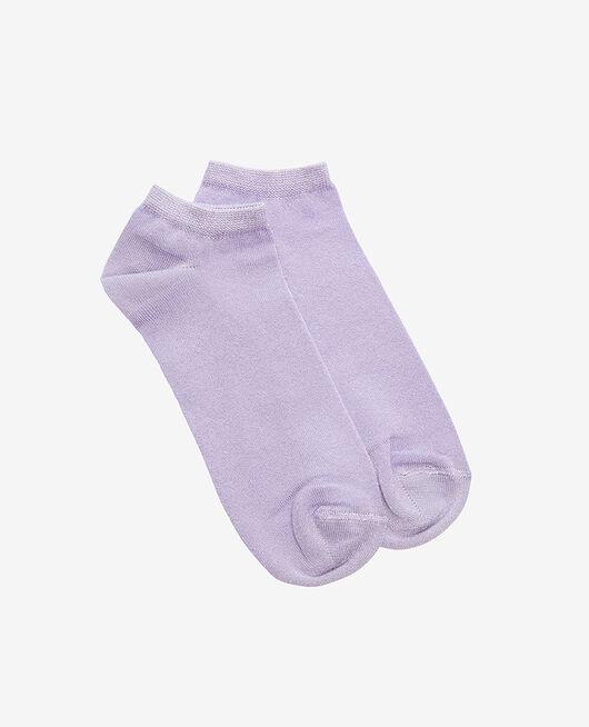 Socken Violett Woodstock GALAXY