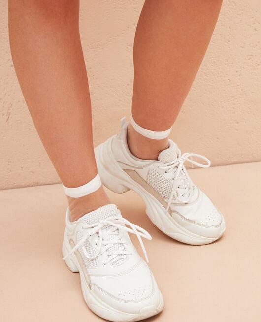 Socken Weiß DANSEUSE
