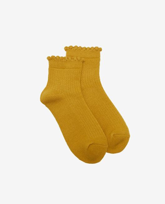 Socken Absinthe gelb BALLET