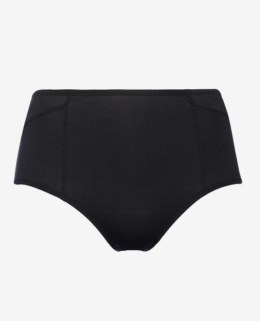High-Waist Bikinislip Schwarz IMPALA
