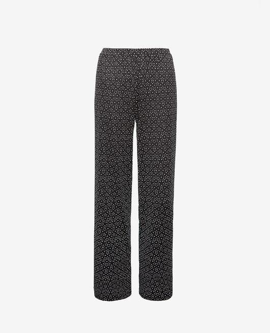Pyjama Hose Chouia Schwarz LATTE