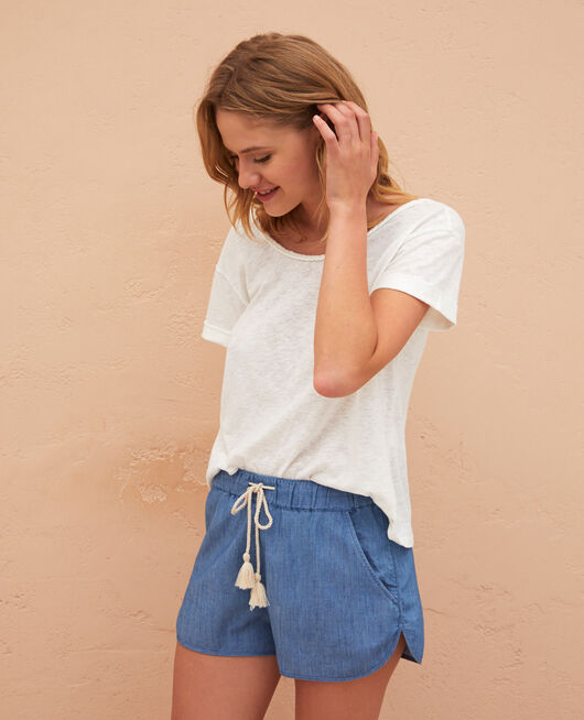 Shorts Denimblau MEDINA