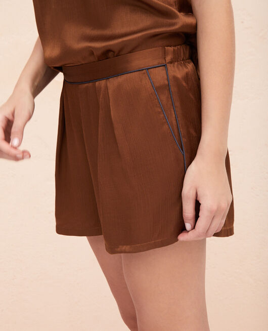 Pyjama-Shorts Bronze SUBTIL