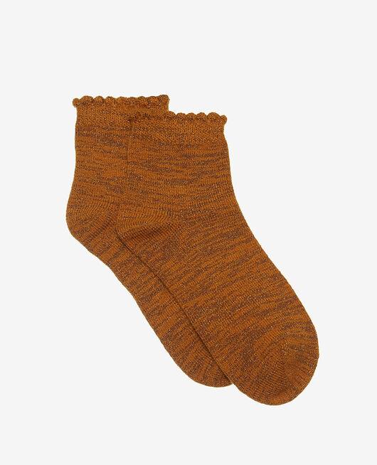 Socken Gelbgold SPARKLE