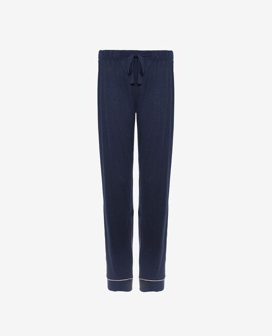 Pyjama Hose Marineblau LATTE