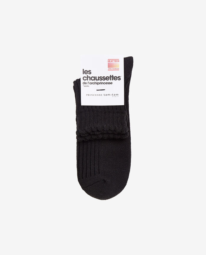 Socken Schwarz INFINITY