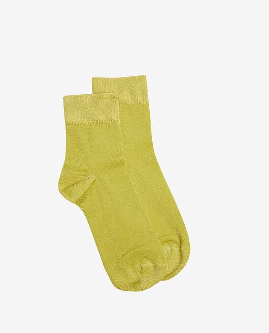 Socken Gelb travolta GLOW