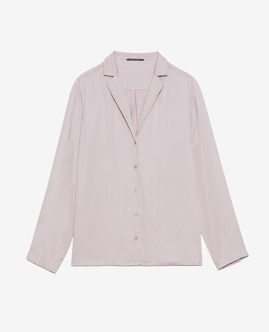 Pyjama-Jacke Lavendel ATTITUDE