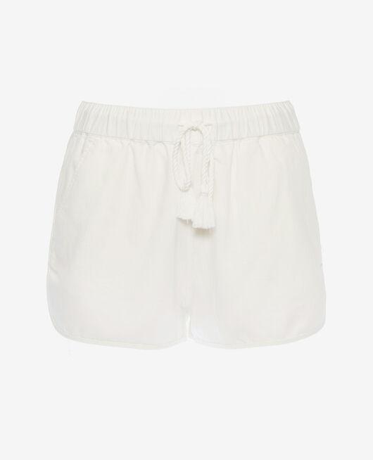 Shorts Elfenbeinfarben MEDINA