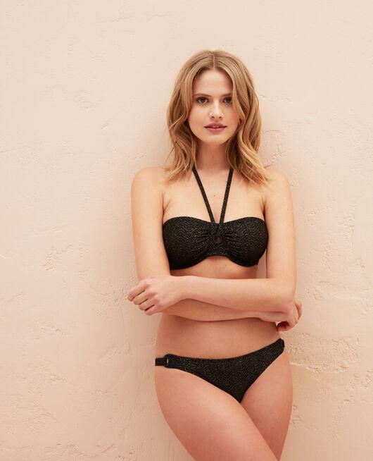 Bikinislip Schwarz LALLA