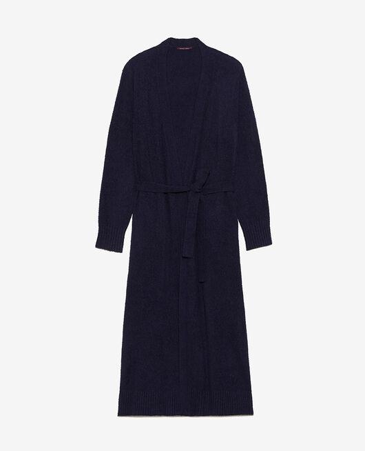 Lange Jacke Marineblau VIP