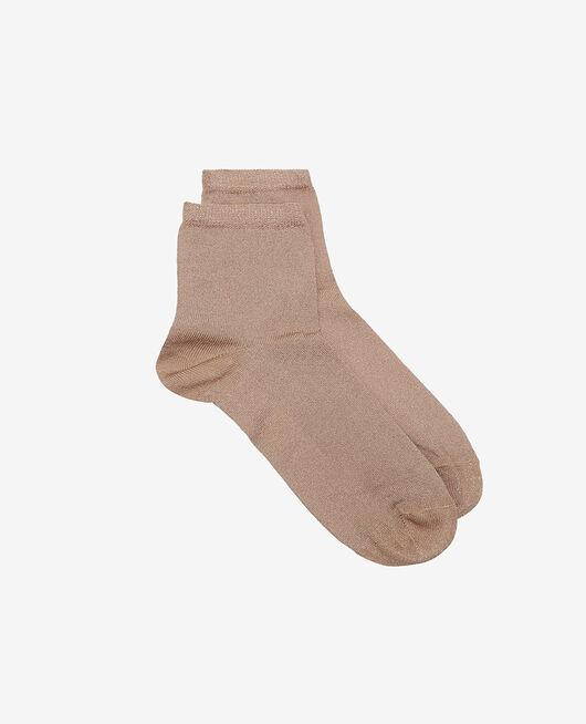 Socken Beige kamel DIAMOND