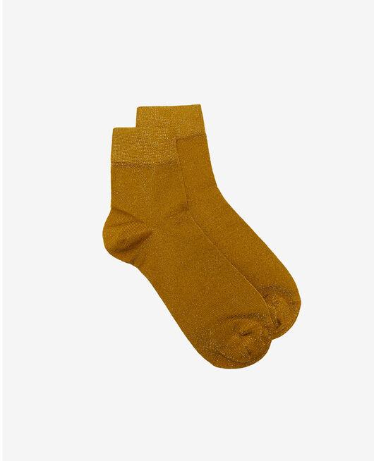 Socken Absinthe gelb GLOW