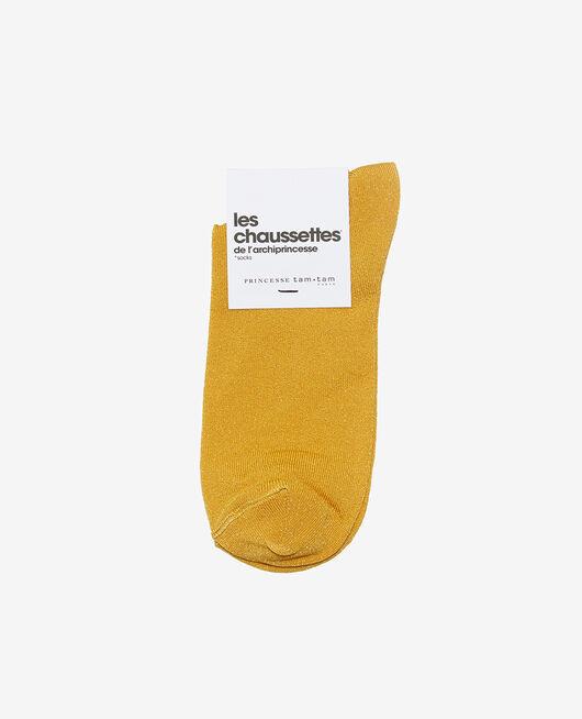 Socken Sahara Gelb GALAXY