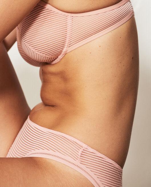 Low-cut Slip Verblasstes Rosa HORIZON