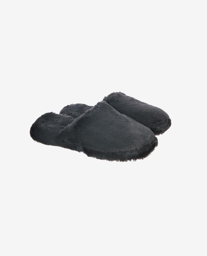 Pantoffeln Subway Grau OSCAR