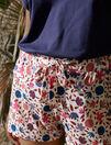 Pyjama-Shorts Gardenie Elfenbein TAM TAM SHAKER