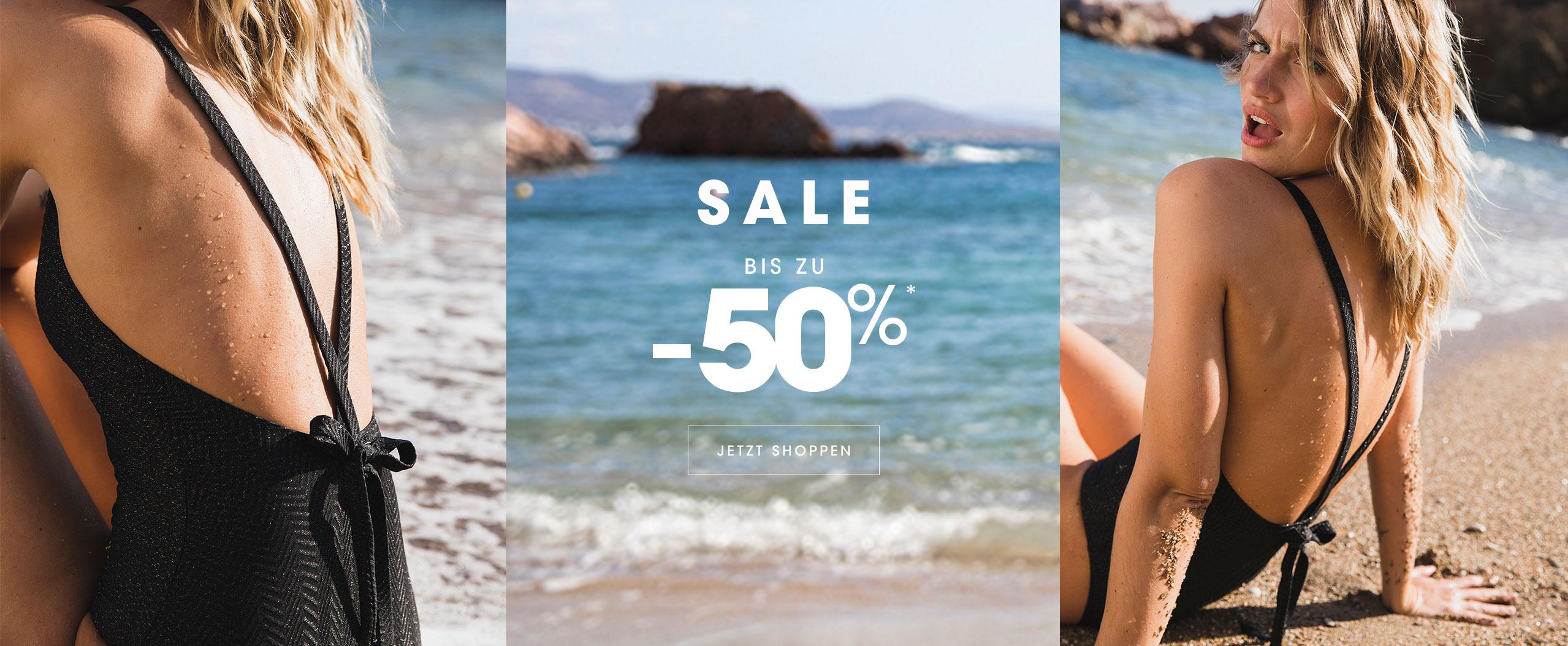 Sale : bis zu -50%