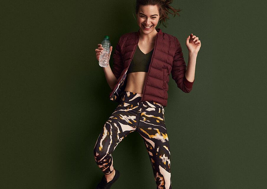 Sportswear Princesse tam.tam, spring-summer collection