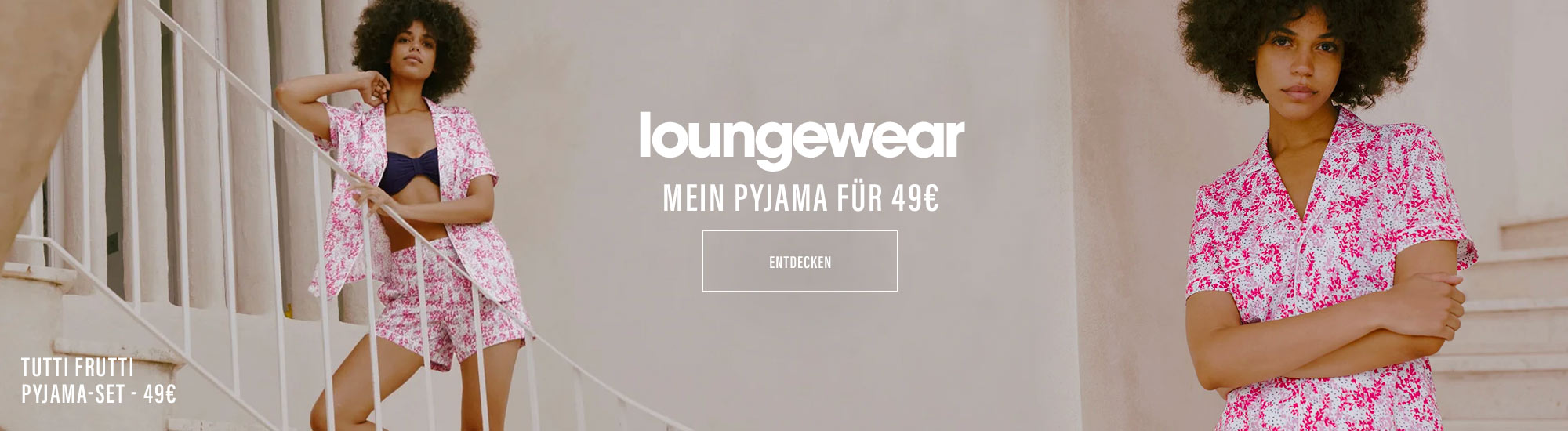 Tutti Frutti - Mein Pyjama für 49€