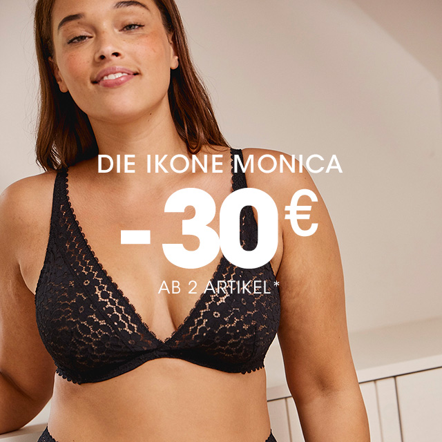 Iconic Monica 30€ ab 2 Artikel*