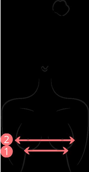 Beispiel körbchengröße c Naturana Badeanzug